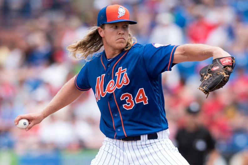 Noah Syndergaard - New York Mets