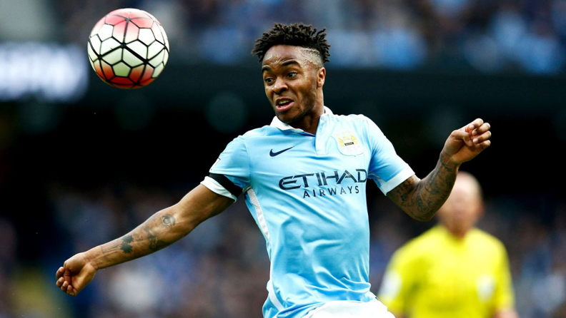 10. Raheem Sterling (Manchester City)