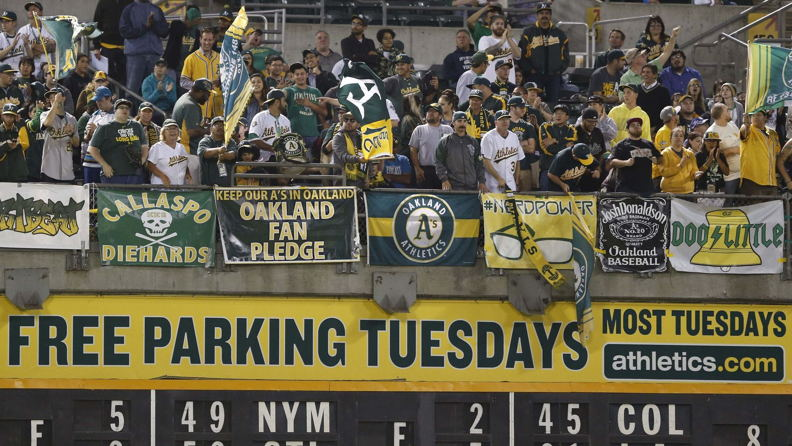 #10 - Oakland Athletics