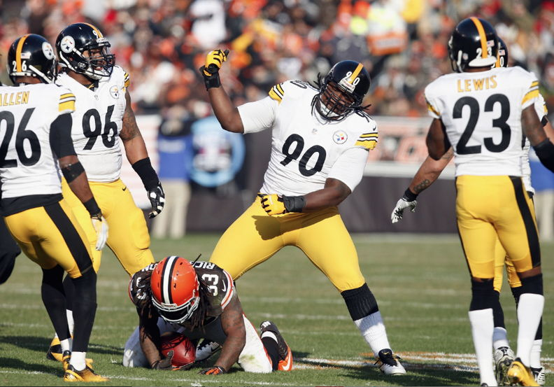 10. Steelers and Browns