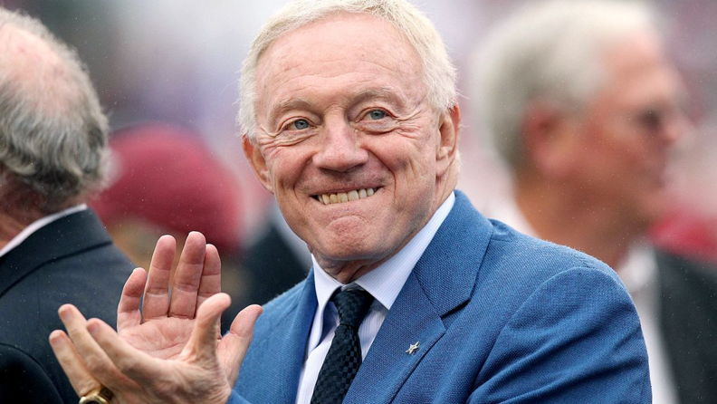 Jerry Jones - $5.2 Billion - Dallas Cowboys